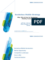 Mobility Strategy