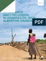 Uganda OilAndLivelihoods en 2013