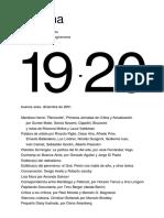 Revista Ramona 19-20