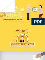 The Power of Employee Appreciation. 5 Best Practices in Employee Recognition.