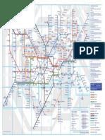 Tube Map May 2015