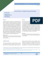 Portfolio y Desarrollo de Competencias - BARBERA