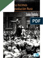 Como Hicimos La Revolucion Rusa - Leon Trotsky