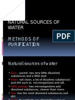 Methods of Purification