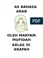 b. Arab Maryam Kls 5aaaaa