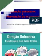 TREINAMENTO Direção Defensiva 1.ppt