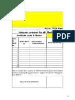 4.ME- MPHARM Merit List Preparation Format2016-17