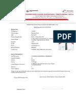 Print Formulir Gw