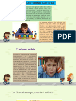 Trastornos de La Segunda Infancia
