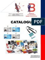 Catalogue en ligne (FR)