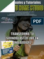 Transforma Tu Soundblaster Live en Una Audigy2