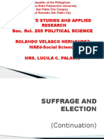 POL.sci.(Suffrage&Election)