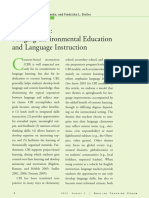 Merging Environmental Education and Language Instruction.pdf