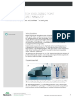 Measuring Protein Isoelectrc Point Using Zetasizer Nano ZSP