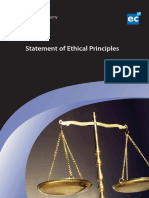 RAE Statement of Ethical Principles Issue 2