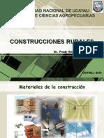 Materiales de La Construccin