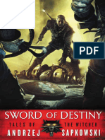 2. the Sword of Destiny