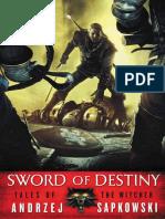 2. the Sword of Destiny
