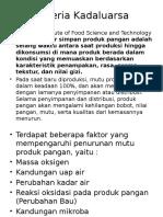 Kriteria Kadaluarsa PPT