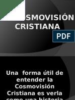 Cosmovisión Cristiana Introducción