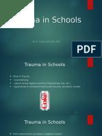trauma in schools presentation