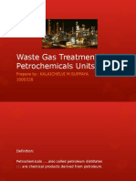 Waste Gas Treatment from Petrochemicals Units latest 17 march 2016.pptx