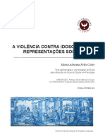 A Violência Contra Idosos e Suas Representações Sociais_COLER_2014_TESE