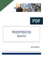 Procesos Productivos II_2016