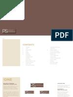 Premier Suites Brand Document 2016