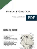 Sindrom Batang Otak