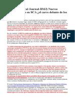3 British Medical Journal Revisión Sobre Nuevos Antiagregantes