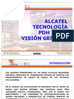 Alcatel PDH y SDH Overview Spa