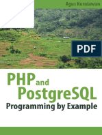 PHP and PostgreSQL Programming By Example.pdf
