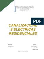Canalizaciones Electricas Residenciales Expo