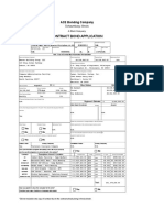 bond application form