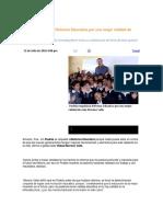 12-07-2016 Puebla Noticias - Puebla Respalda La Reforma Educativa Por Una Mejor Calidad de Vida; Moreno Valle