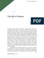 Miyazaki - The Gift in Finance
