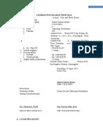 Contoh proposal PMW