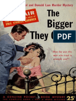 A. a. Fair (01 - 1939) - The Bigger They Come