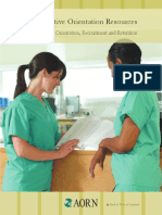Perioperative Orientation Resources