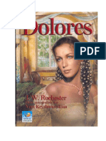 Conde J. W. Rochester Dolores