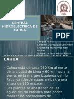 Central Hidroelectrica de Cahua