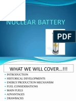 Nuclear Battery Ppt Copy