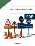 Como Elaborar Analisis Dafo Freelibros.com