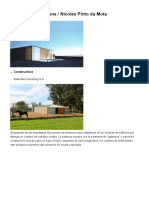 Caballeriza La Solana _ Nicolas Pinto Da Mota _ Plataforma Arquitectura Sim