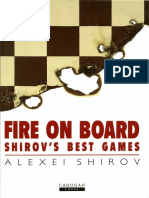 Alexei Shirov - Fire on Board, Vol. 1