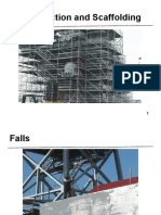 4 Fall Protection Scaffolding