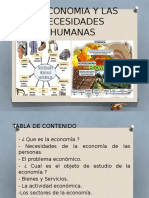 La Economia y Las Necesidades Humanas (1)