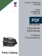 Pso-09 Catalogo de Partes