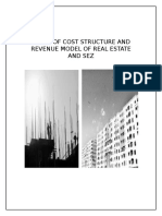 study of cost structure and revenue model of sez.doc